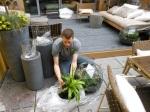 Garden at Elle Decor Concept House