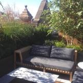 Brownstone Rooftop Garden