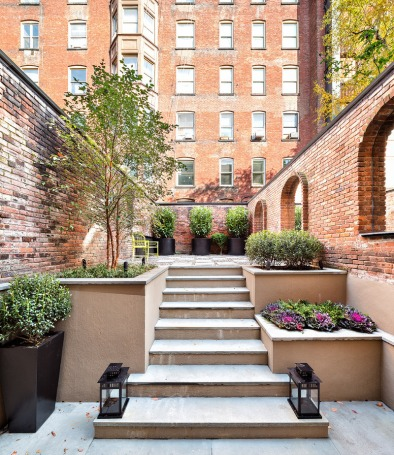 Jeffrey Erb NYC Backyard Planting Design