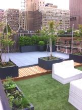 Tribeca Rooftop Garden